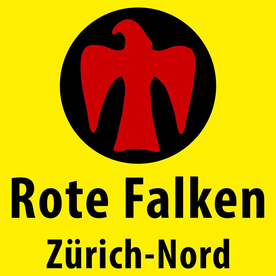 Die Roten Falken fliegen auch in Zürich-Nord