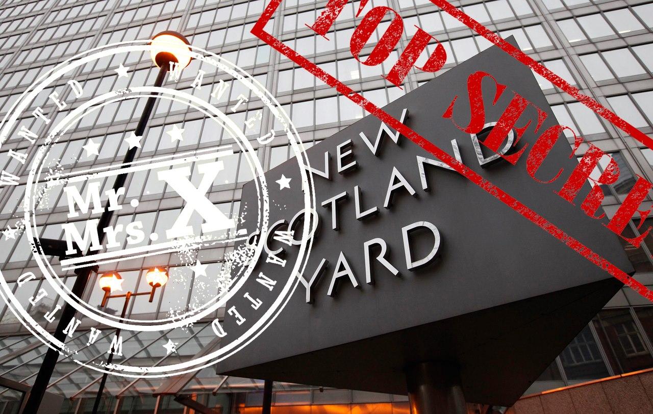 Rote Falken Zürich: Scotland Yard – Jagd nach Mr./Mrs. X.