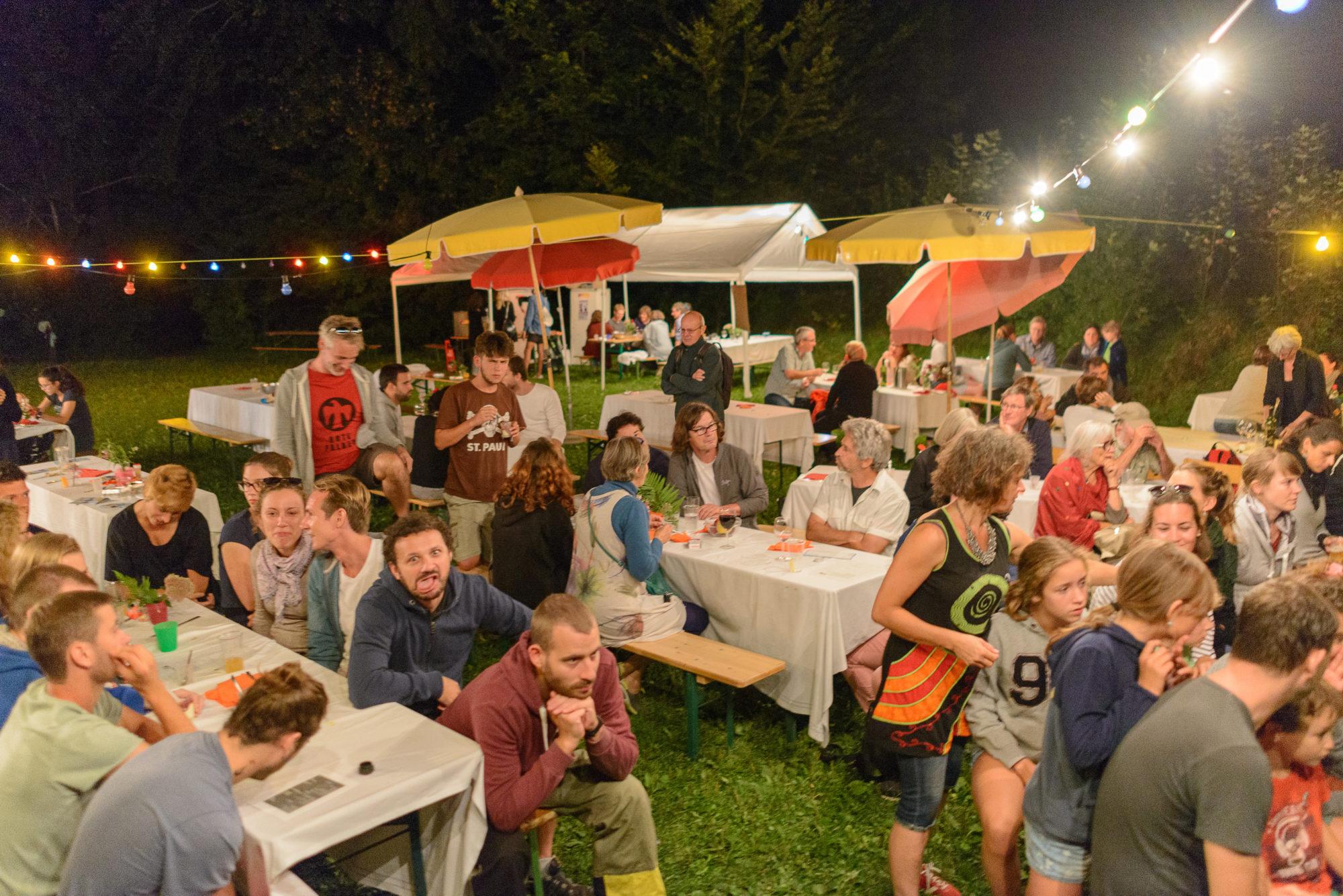 Mösli-Spenden-Fest – Viel Arbeit, viel Erfolg, superschöne Stunden