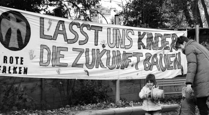 Kinderrechtsfest der Roten Falken Zürich-Affoltern