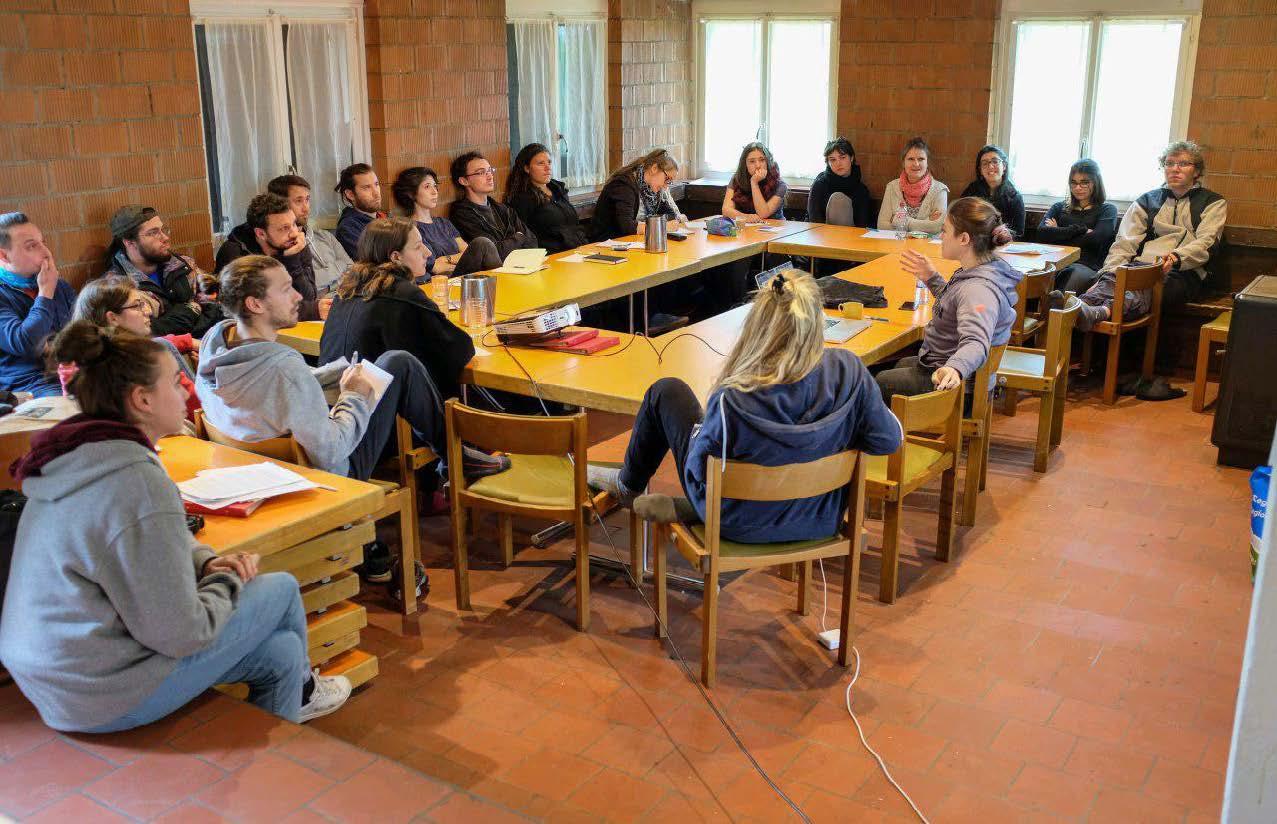 Reflexion der Osterschule 2017 zum Thema Feminismus